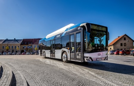 Solaris Urbino Bus
