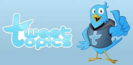 TweetTopics, la potencia de las búsquedas avanzadas de twitter en tu terminal Android