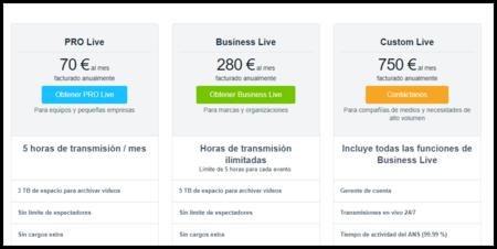 Vimeo Live Transmision Profesional En Vivo Para Tu Proximo Evento