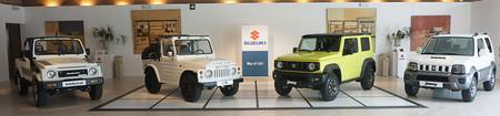 Repasando la historia del Suzuki Jimny: éxitos y curiosidades del pequeño todo terreno de los mil nombres