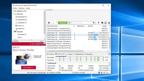 Utorrent: 9 trucos (y algún extra) para aprovechar el cliente de descargas al máximo