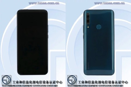 Huawei Enjoy 10 Plus pasando por la TENAA