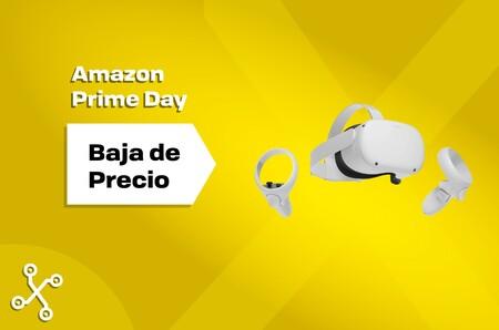 Las Oculust Quest 2 arrasan en el Prime Day: unas gafas de realidad virtual con gran relación calidad precio a 329 euros