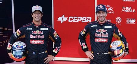 Toro Rosso pide paciencia para sus pilotos