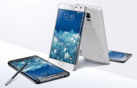 El Galaxy Note 4 y el Galaxy Note Edge de Samsung despuntan en los primeros tests con AnTuTu