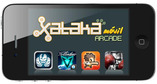 xataka móvil arcade