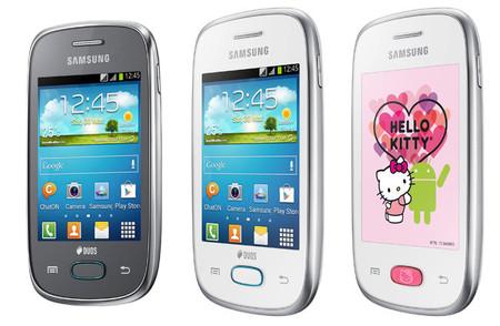 Samsung Galaxy Neo Colores