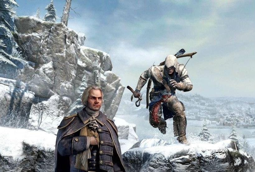 Foto de Assassins Creed III (primeras imágenes) (7/9)