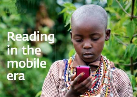 Gracias a los smartphones millones de personas de los países más desfavorecidos tienen acceso a la lectura