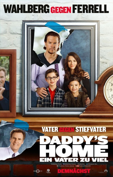 Daddys Home Poster 2
