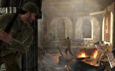 Call of Duty 3, foto multiplataforma
