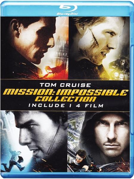 Colección completa Misión Imposible, en Blu-ray, por 14,42 ...