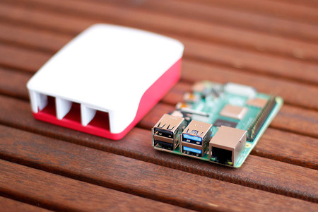 Raspberry Pi 4 7