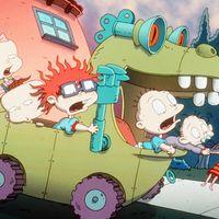 'Rugrats' tendrá una nueva versión con mezcla de CGI e imagen real a cargo del director de 'Diario de Greg'