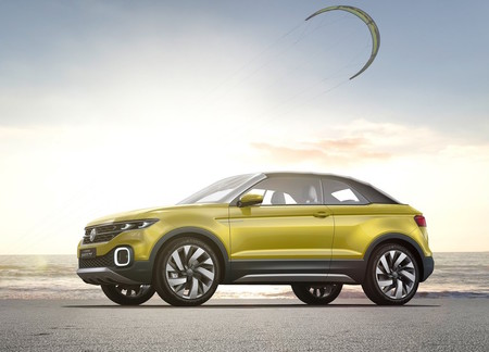 Volkswagen T Cross Breeze Concept 2016 1024 03