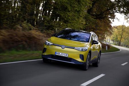 """Volkswagen ID.4 GTX, la variante """"GTI"""" del SUV eléctrico se estrenará el próximo 24 de abril"""