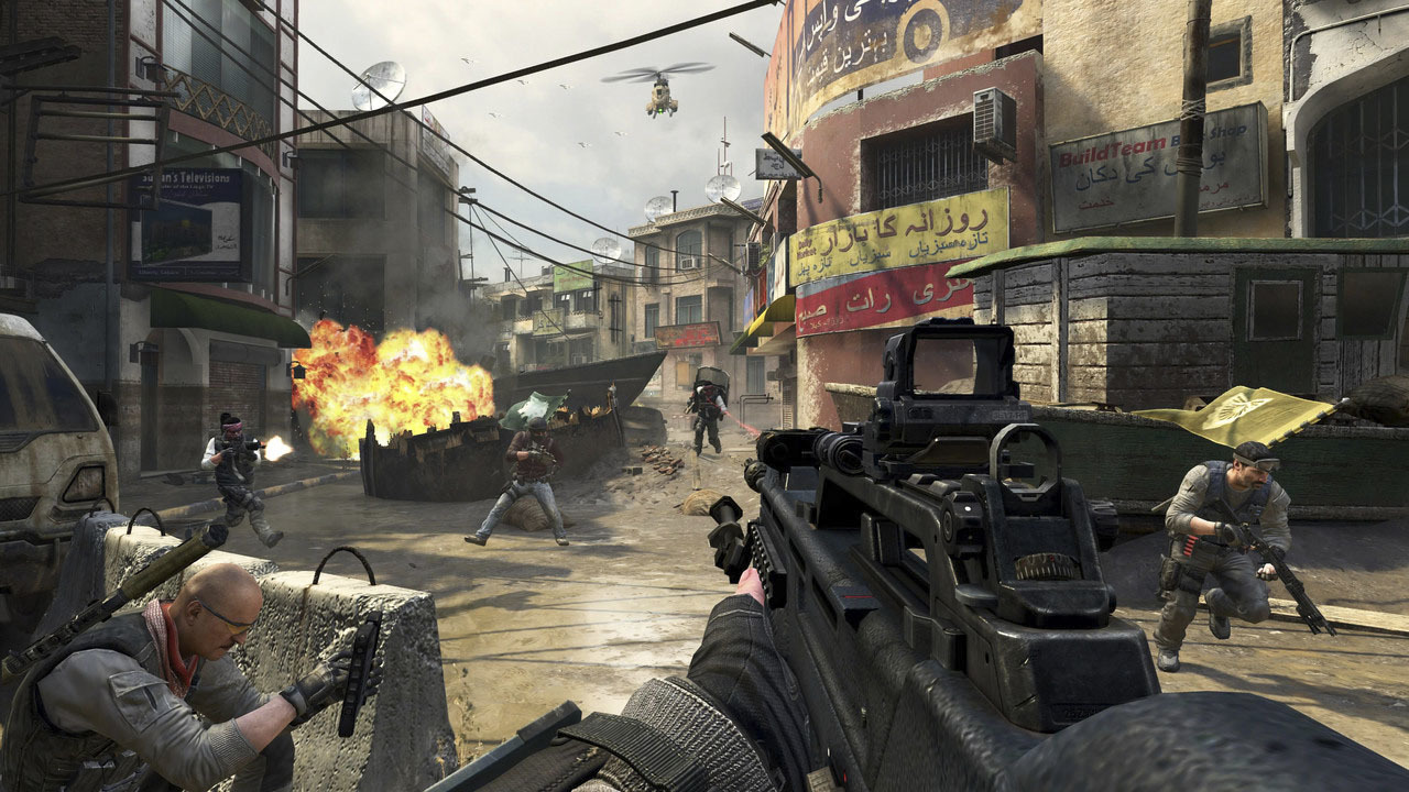 Foto de Call of Duty: Black Ops 2 (7/11)