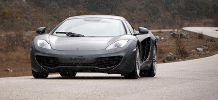 McLaren MP4-12C, mejor prueba de 2012 en Motorpasión
