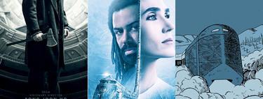 'Snowpiercer: Rompenieves': las diferencias entre la serie que emite Netflix, el cómic original y la película de Bong Joon-ho