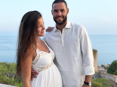 Malena Costa y Mario Suárez: la boda sorpresa del fin de semana, ¡hasta para la novia!