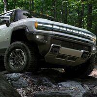 El GMC Hummer EV es un peso pesado... en báscula marcaría más de 4 toneladas