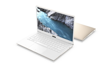 Nuevos Dell XPS 13 2018: menos marcos, resolución 4K y procesadores Intel de octava generación