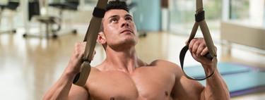 Tres rutinas con TRX para quemar grasas y trabajar todo el cuerpo