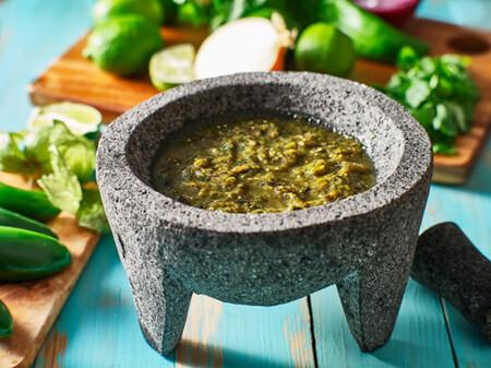 Razones para ponerle salsa verde a tus tacos. Beneficios para tu salud