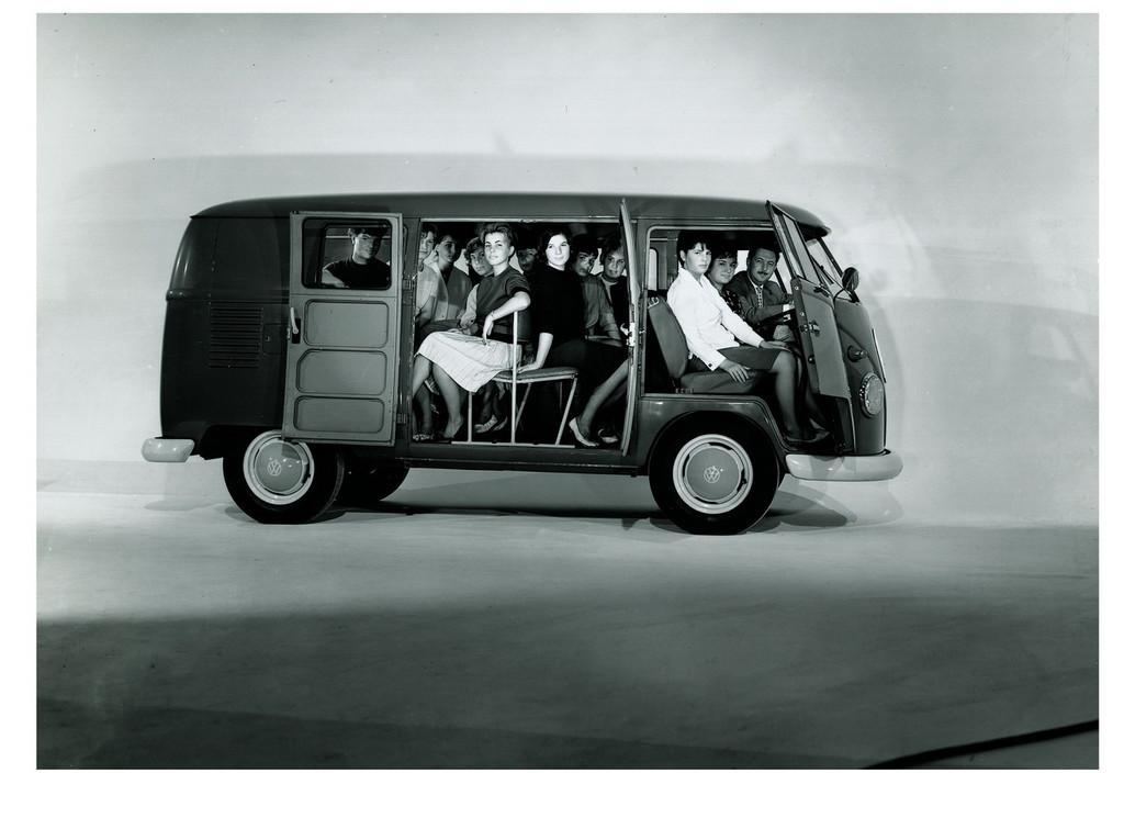 Foto de 60 años del Volkswagen Bully (7/34)