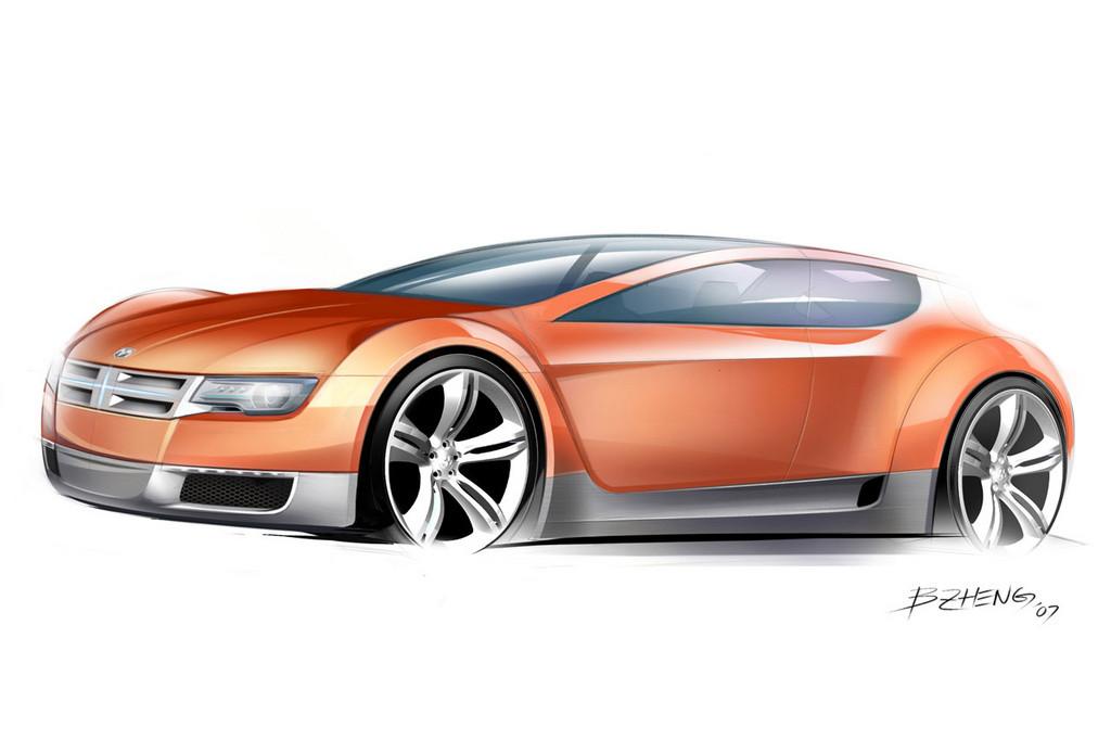 Foto de Dodge ZEO Concept (1/37)