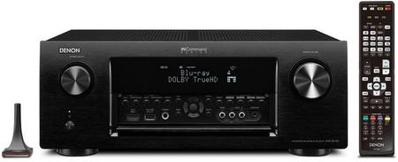 Nuevo AVR-3313 de Denon, receptor A/V con reproducción en streaming y escalado 4K