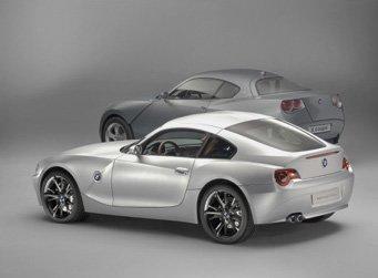 BMW Z4 Coupé a la venta en junio