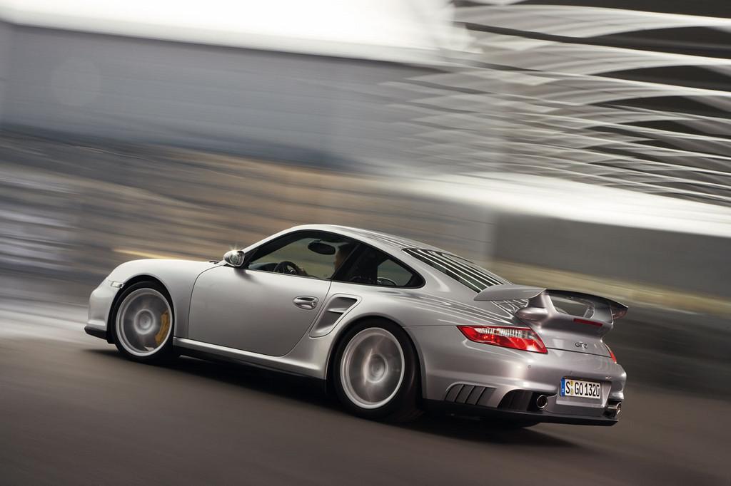 Foto de Porsche 911 (997) GT2 (20/32)