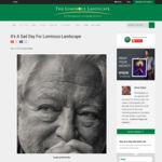 Muere Michael Reichmann, fundador de Luminous-Landscape, influyente web de la transición a la fotografía digital