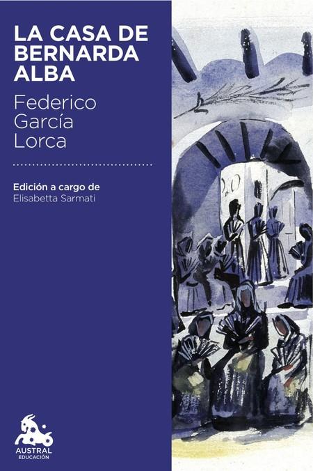 Portada La Casa De Bernarda Alba Federico Garcia Lorca 201502271116