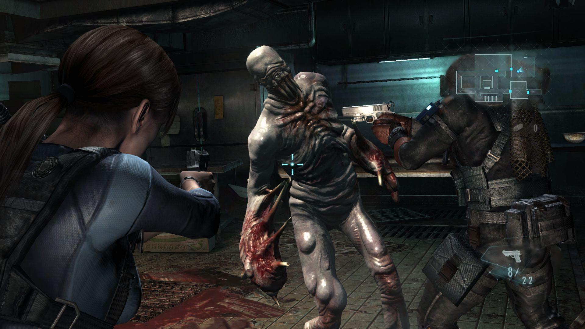 Foto de Resident Evil Revelations (16/18)