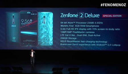Zenfone Deluxe Special Edition