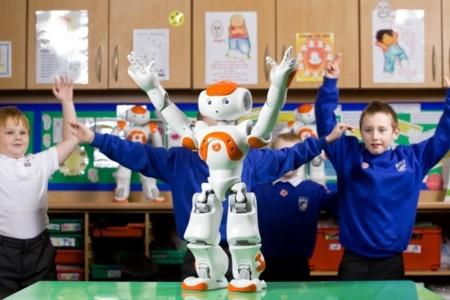 El robot Nao ayudará ahora a niños autistas