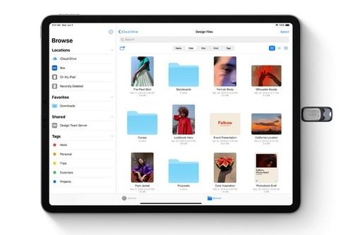 Estos son los sistemas de archivos que (de momento) soportan iOS 13 y iPadOS 13