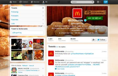 El hackeo de @BurgerKing: Twitter tiene que mejorar sí o sí su seguridad