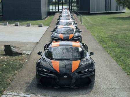 Bugatti Chiron Super Sport 300 Primeras Ocho Unidades 2