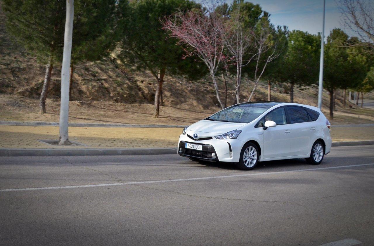 Foto de Toyota Prius+ (39/70)
