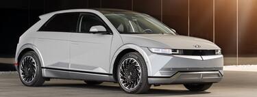 El Hyundai IONIQ 5, a detalle en 79 fotos: un futurista auto eléctrico, listo para las calles