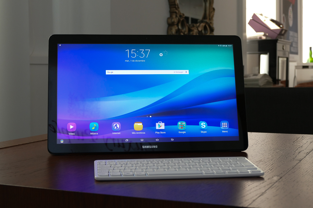 Foto de Samsung Galaxy View (9/12)