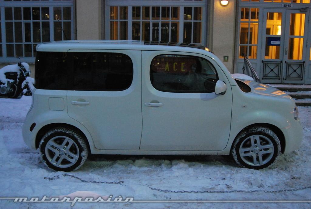 Foto de Nissan Cube (presentación) (16/56)