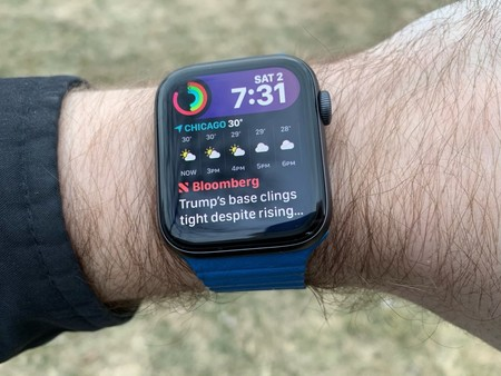 Siri Watch Face