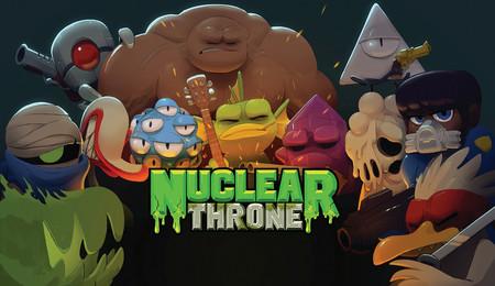 Nuclear Throne, el frenético roguelike de Vlambeer, ya está a la venta para Nintendo Switch