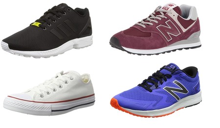 mejor baratas 8141e e33db 11 ofertas de zapatillas en Amazon: el cambio de temporada ...