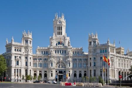 Ayuntamiento Madrid Foto Carlos Delgado