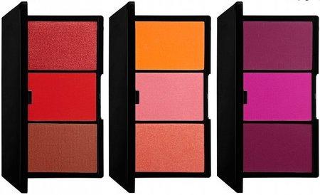 Sleek lanza 5 paletas de coloretes para todos los gustos